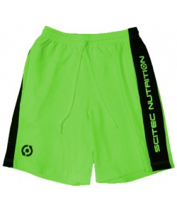 Scitec Nutrition Shorts Green (зеленые)