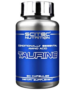 Scitec Nutrition Taurine (90 капсул, 30 порций)