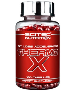 Scitec Nutrition Thermo X (100 капсул)