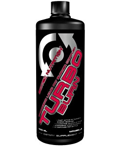 Scitec Nutrition Turbo Burn (1000 мл, 40 порций)