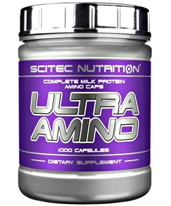 Scitec Nutrition Ultra Amino (1000 капсул)