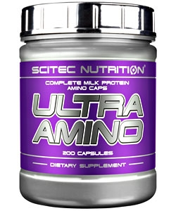 Scitec Nutrition Ultra Amino (200 капсул)