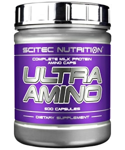 Scitec Nutrition Ultra Amino (500 капсул)