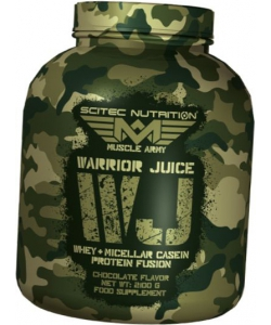 Scitec Nutrition Warrior Juice (2100 грамм, 70 порций)