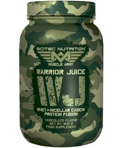 Scitec Nutrition Warrior Juice (900 грамм, 30 порций)