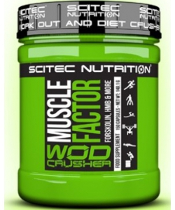 Scitec Nutrition Wod Crusher Muscle Factor (150 капсул, 30 порций)