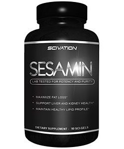 Scivation Sesamin (90 капсул)