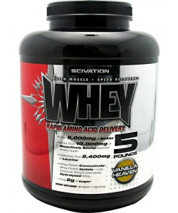 Scivation Whey (2250 грамм)