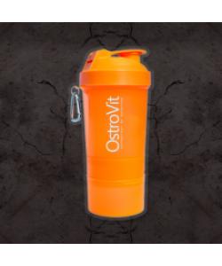 Шейкер OstroVit Smart Shaker Orange (400 мл)