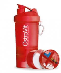 Шейкер OstroVit Smart Shaker Red (400 мл)