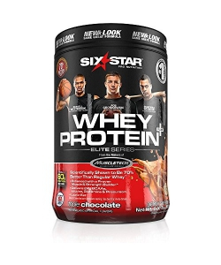 Six Star Whey Protein plus (907 грамм, 20 порций)