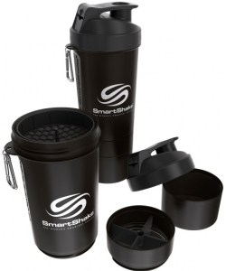 SmartShake Шейкер Original Gunsmoke Black (800 мл)