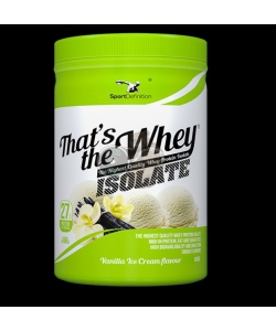 Sport Definition Isolate Thats the Whey (600 грамм, 20 порций)