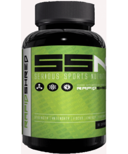 SSN Serious Sports Nutrition RAPIDSHRED (90 капсул)