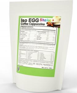 Stark Pharm Iso EGG Shake+ (1000 грамм, 33 порции)