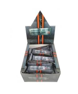 Strong Fit 25% Brutto Protein Bar 20x60 грамм (20 батонч., 20 порций)
