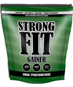 Strong Fit Gainer 20% (909 грамм)