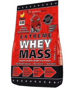 Supplemax Extreme Whey Mass (6800 грамм)