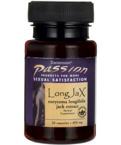 Swanson LongJax (30 капсул, 30 порций)