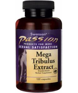 Swanson Mega Tribulus Extract (120 капсул, 120 порций)