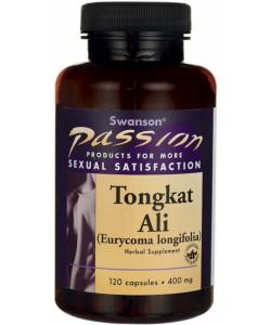 Swanson Tongkat Ali (120 капсул, 60 порций)