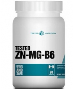 Tested Nutrition Tested Zn-Mg-B6 (90 капсул)