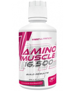 Trec Nutrition Amino Muscle 16.500 (473 мл)