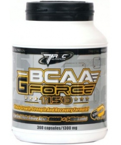 Trec Nutrition BCAA G-Force 1150 (360 капсул, 60 порций)