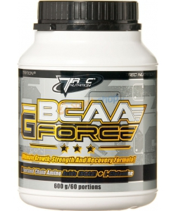 Trec Nutrition BCAA G-Force (600 грамм, 60 порций)