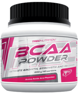 Trec Nutrition BCAA Powder (200 грамм, 40 порций)