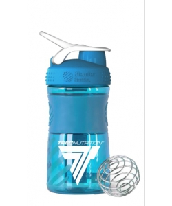 TREC Nutrition Blender Bottle Blue (500 мл)