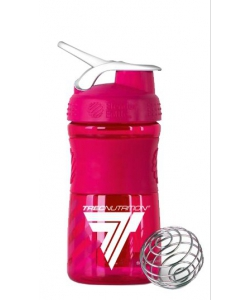 Trec Nutrition Blender Bottle Pink (500 мл)