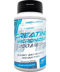 Trec Nutrition Creatine Micronized 200 Mesh (60 капсул)