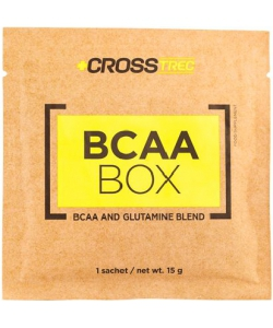 Trec Nutrition +CrossTrec BCAA BOX (15 грамм, 1 порция)