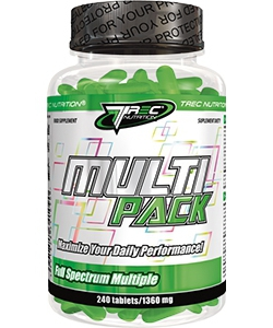 Trec Nutrition Multi Pack (240 таблеток)