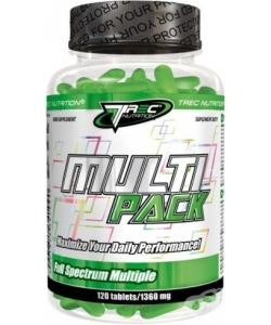 Trec Nutrition Multi Pack (120 таблеток)