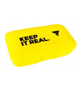 TREC Nutrition Pillbox Keep It Real