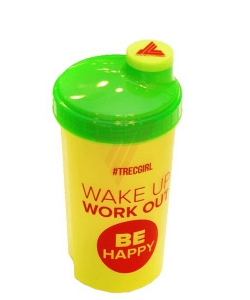 Trec Nutrition Shaker Wake Up Work Out Be happy (700 мл, 1 порция)