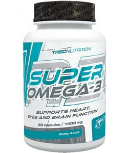 Trec Nutrition Super Omega-3 (60 капсул)