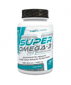 Trec Nutrition Super Omega-3 (120 капсул)