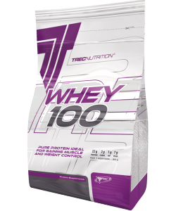 Trec Nutrition Whey 100 (900 грамм)