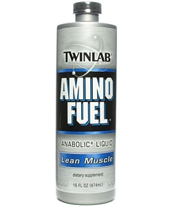 Twinlab Amino Fuel Liquid (474 мл)
