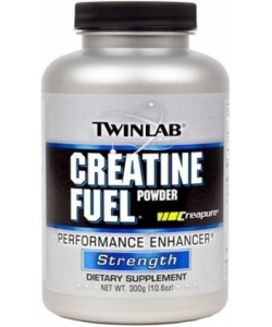 Twinlab Creatine Fuel Powder (300 грамм)