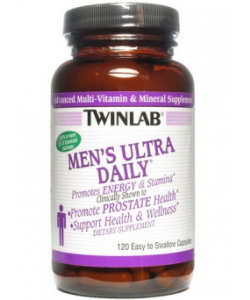 Twinlab Men's Ultra Daily (120 капсул, 30 порций)