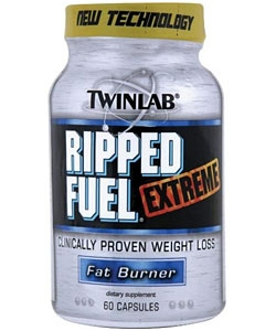 Twinlab Ripped Fuel Extreme (60 капсул)