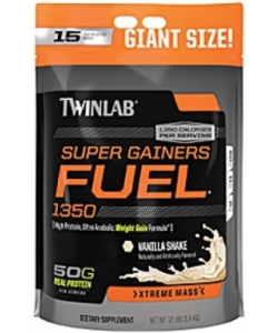 Twinlab Super Gainers Fuel 1350 (5400 грамм)
