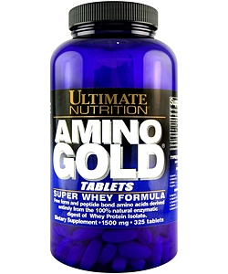 Ultimate Nutrition Amino 1500 Gold (200 таблеток)