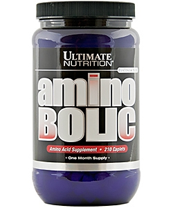 Ultimate Nutrition Aminobolic (210 капсул)