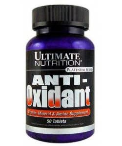 Ultimate Nutrition Anti-Oxidant (50 таблеток, 50 порций)