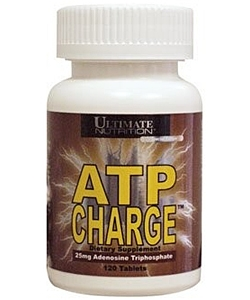 Ultimate Nutrition ATP Charge (120 таблеток, 120 порций)